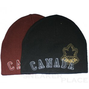 NBH beanie IIHF Stitch Toque-Sr. brown