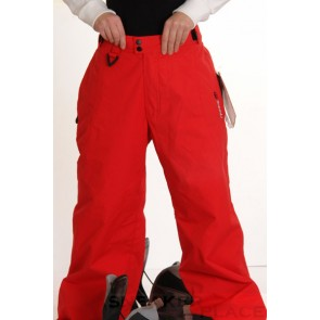 Zembla Sean Snowboard Pants Red