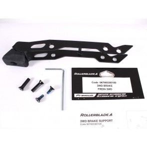 Rollerblade 3WD 125mm brake system