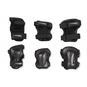 Rollerblade Evo protective gear 3-Pack Wrist / knee / elbow pads