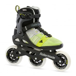 Rollerblade Macroblade 110 3WD Men grey yellow