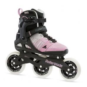 Rollerblade Macroblade 110 3WD Women grey pink