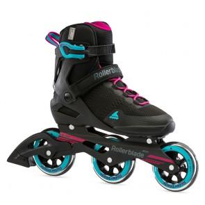 Rollerblade Sirio 100 3WD women black / blue / pink