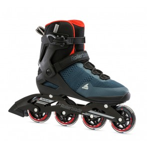Rollerblade Sirio 80 blue/orange 2021