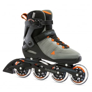 Rollerblade Sirio 90 men anthracite / orange