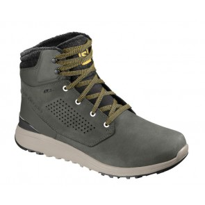 Salomon Utility CS WP gray green black