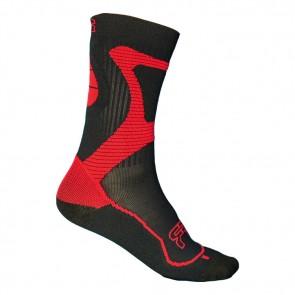 Seba FR Nano Inline Skates socks black red