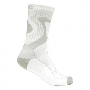 Seba FR Nano Skate socks white gray