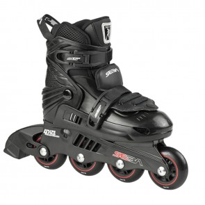 Seba J Full size-adjustable kids inline skates
