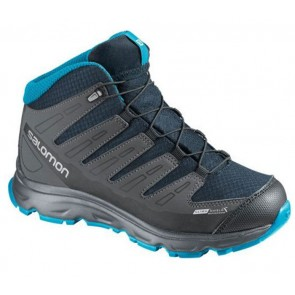 Salomon Synapse Mid Cs Wp childrens shoes