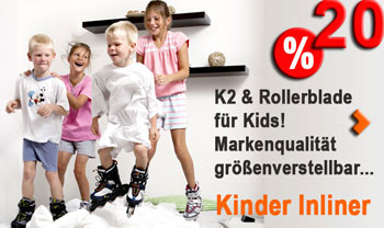 Kids inline skates, sale out