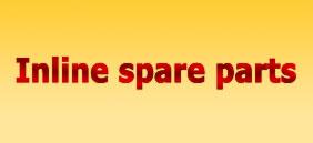 Inline spare parts