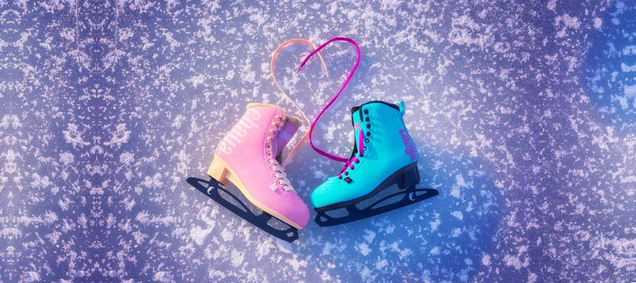 ice skates shop